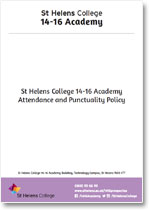 14-16 Acaddemy Attendance Punctualitity Policy