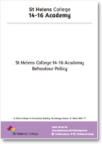 14-16 Academy Behaviour