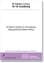 14-16 Academy Safeguarding
