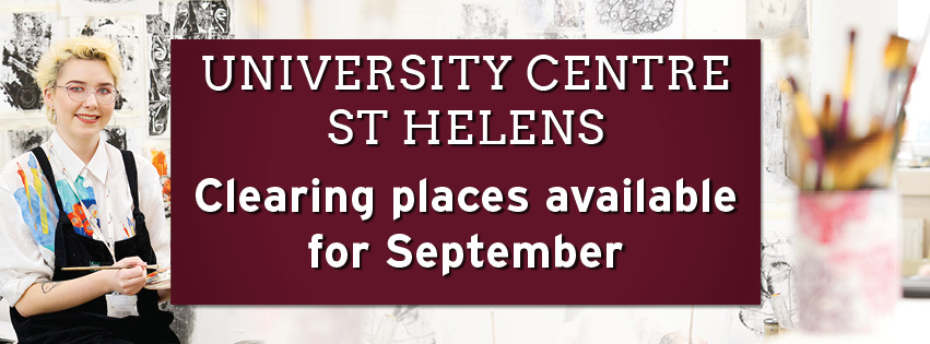 Clearing places available for September