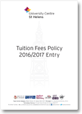 Tuition Fees Policy