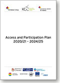 Access and Participation Plan 2020 21 2024 25