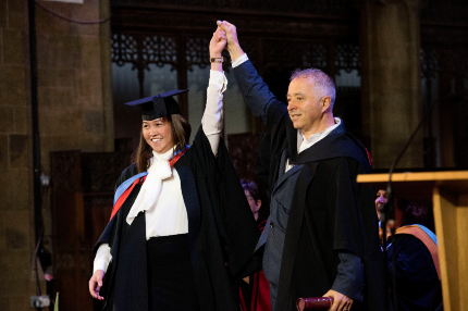 Image from Graduation 2018
