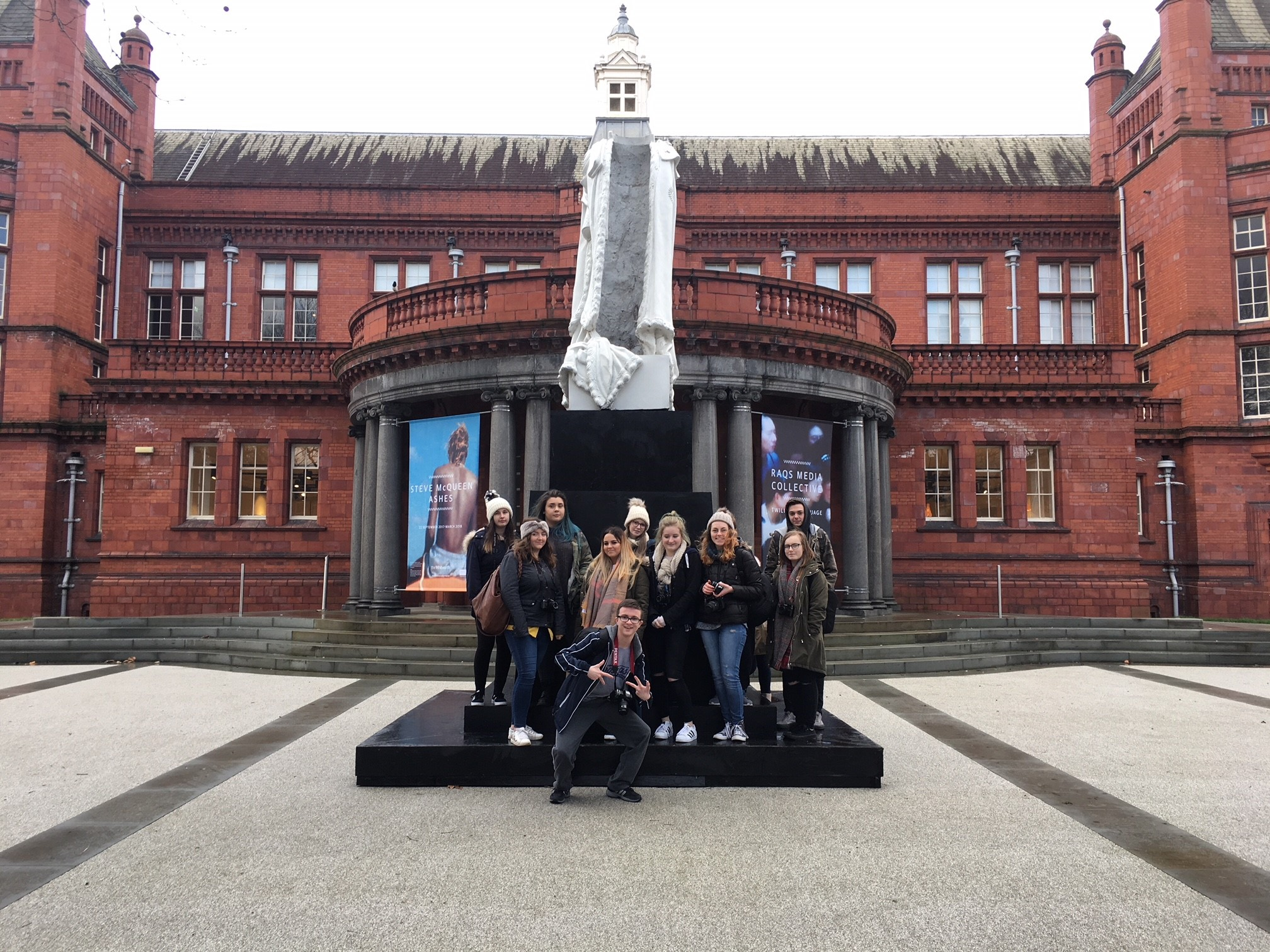 Trip to Manchester 2018