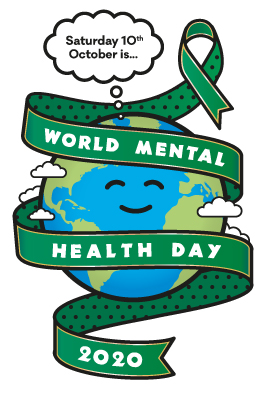 World Mental Health Day Artwork