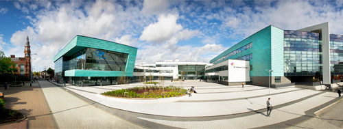 Picture of St Helens College
