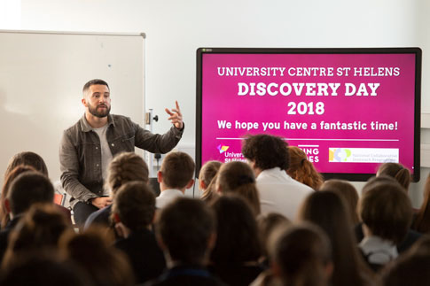 Discovery Day 2018 Web