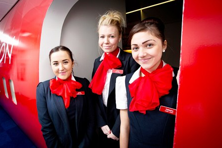 Our Cabin Crew are Flying High