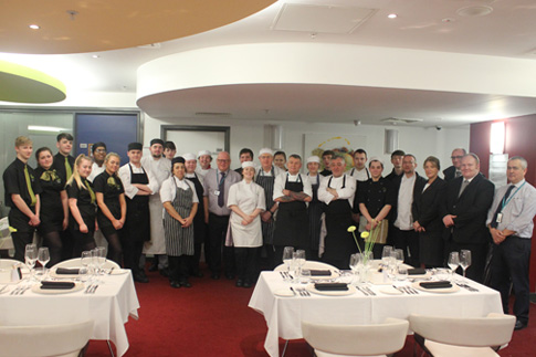 Our Catering and Hospitality Staff