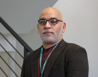 Ahmed Rana - Business Management Lecturer